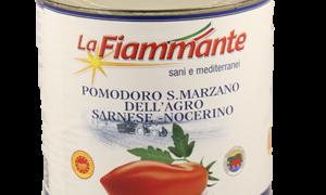 Tomates pelées San Marzano DOP