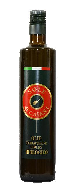 Huile extra vierge d'olive Bio - VERBIO